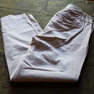 Tan khaky pants